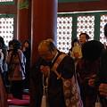 Photos: 追悼法要