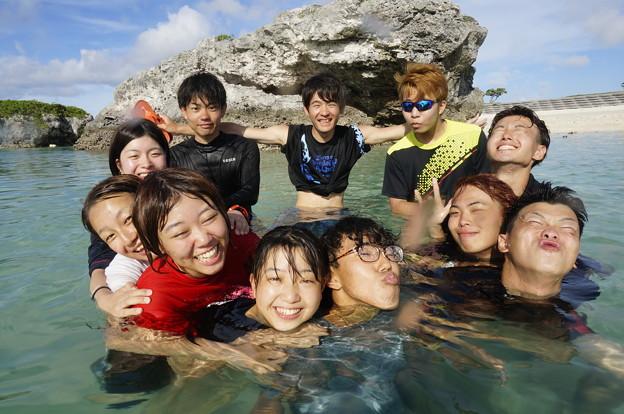 2.海と僕らと笑顔と