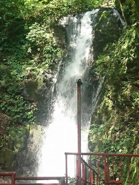 湯河原 不動の滝2