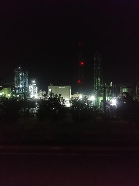 平塚工場夜景2