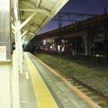 Photos: JR鶴見線浜川崎駅構内から見た夕景