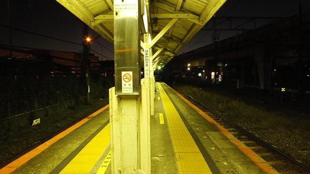 浜川崎駅構内