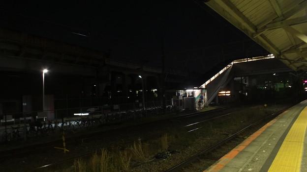 浜川崎駅構内2