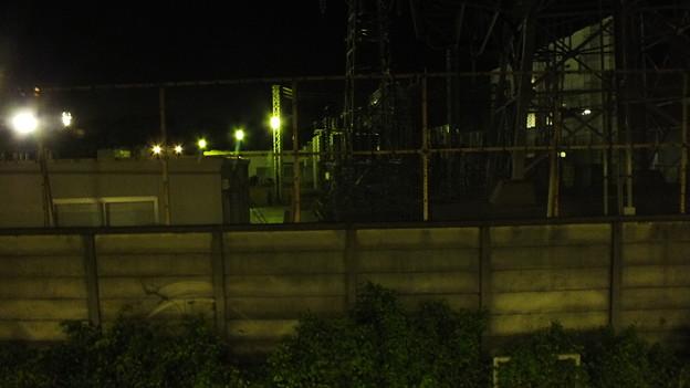 浜川崎駅 近く 工場夜景