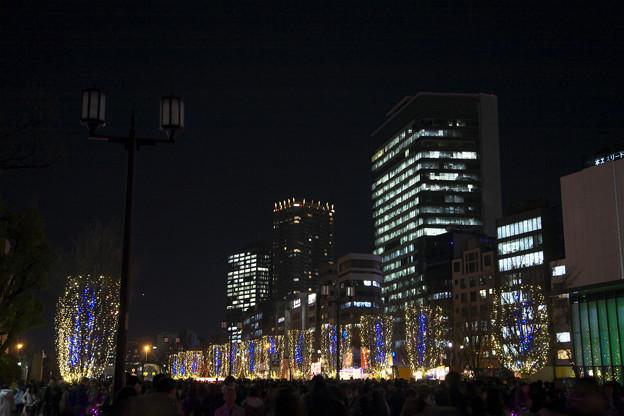 大阪 2018 イルミネーション 0058