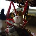 写真: ~ウサギのお雛様~