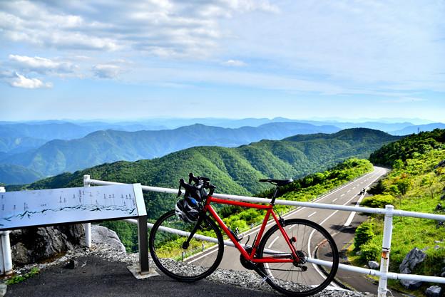 Photos: 標高1400m