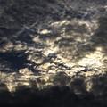 写真: 梅雨の空