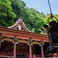 写真: 談山神社 拝殿