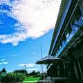 写真: 安房国 保田小学校(道の駅)