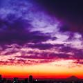 Photos: 初冬 夕暮れ