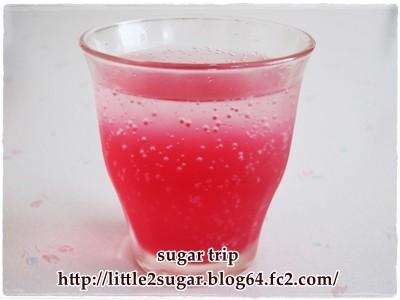 赤紫蘇ジュース2-4