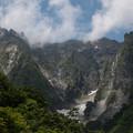 写真: 谷川岳 国境稜線