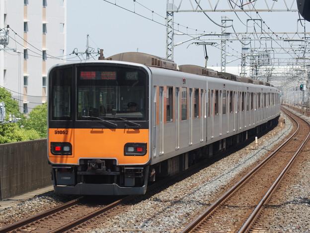 東武鉄道51052F 2017-5-21