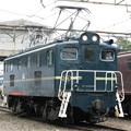 Photos: 秩父鉄道デキ201 2007-5-19