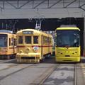 Photos: 都電C#7022・C#6086・C#8810 2012-6-10