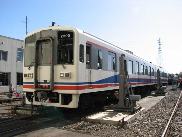 関東鉄道キハ2305F 2009-11-3