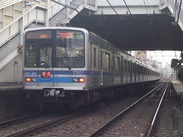 北総鉄道7301F 2012-8-12