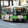 写真: #2755 都営バスN-K468 2018-1-27/3