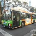 写真: 都営バス R-M127 2018-2-6