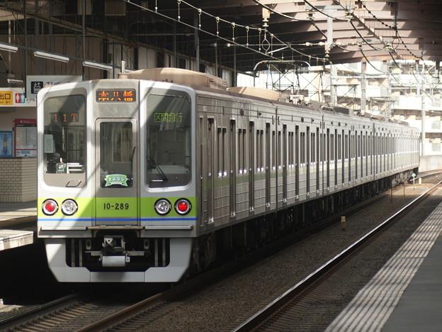 写真: 都営新宿線10-280F@C#10-289 2018-2-11/2