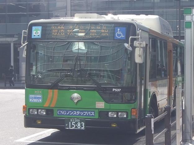都営バスR-P537 2011-10-28
