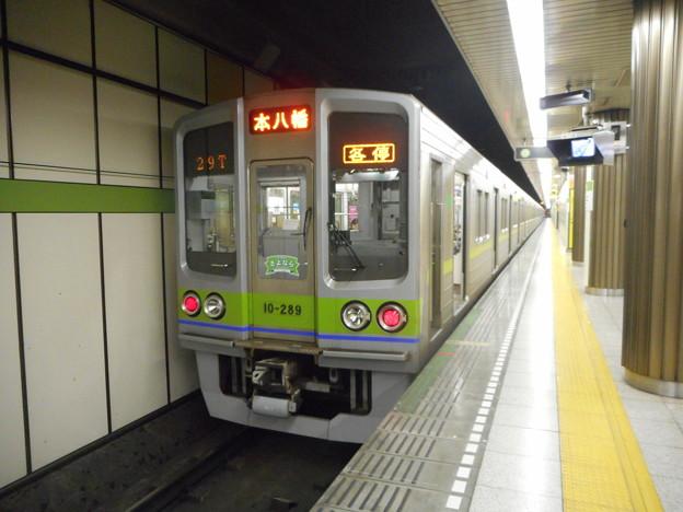 都営新宿線C#10-289 2018-2-4