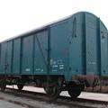 オノ・ヨーコ氏「貨物車」 2002-1-26/3