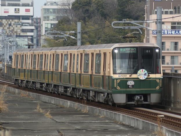 横浜市営地下鉄グリーンライン10161F 2018-2-25