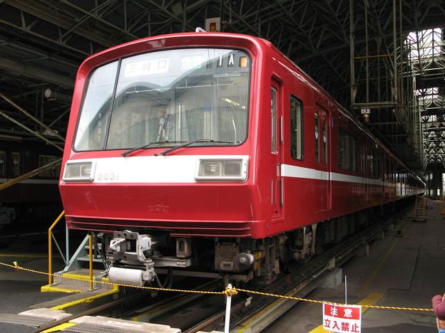 京浜急行電鉄2031F 2008-5-25