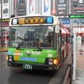 写真: 都営バスP-N328 2018-2-1