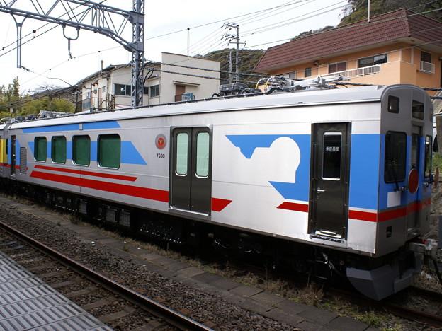 東京急行電鉄デヤ7500 2012-2-28