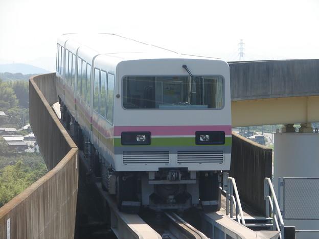 桃花台新交通111F@クモ141 2006-8-23/1