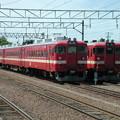 JR北海道711系 札サウS109F・S102F 2001-8-13