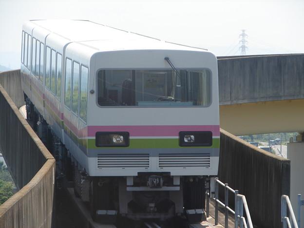桃花台新交通112F@クモ142 2006-8-23/1