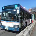 写真: #2881 京成バスC#8153「リカちゃんバス」 2018-3-17/1