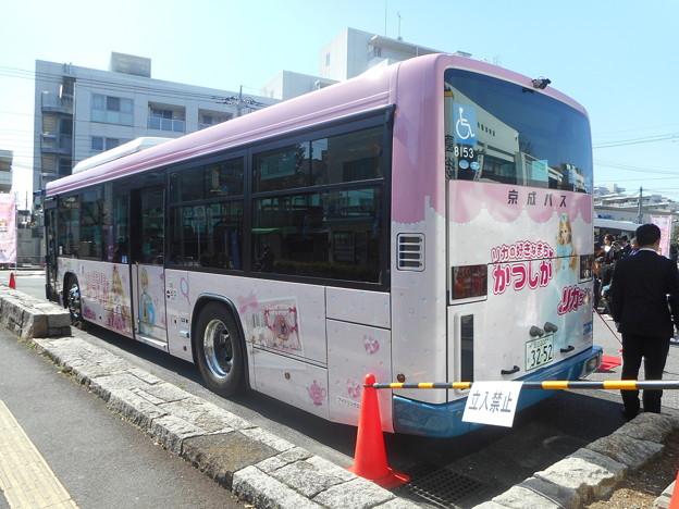 京成バスC#8153「リカちゃんバス」 2018-3-17/2