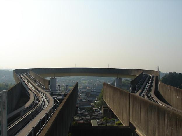 桃花台東駅のループ 2006-9-5/1
