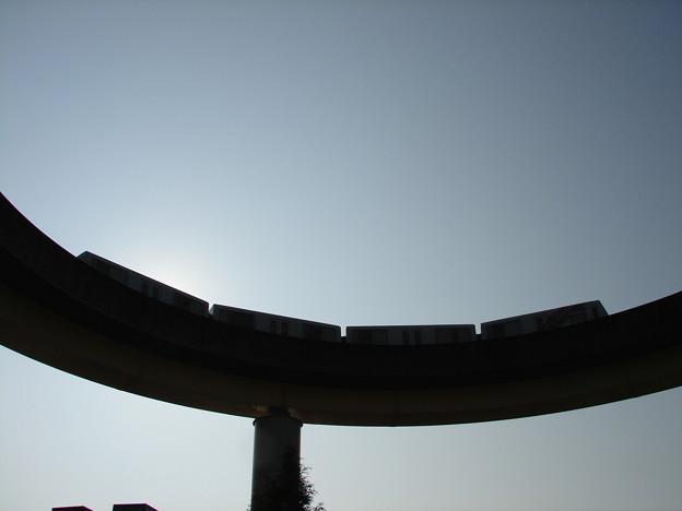 桃花台東駅のループを回る112F 2006-9-5