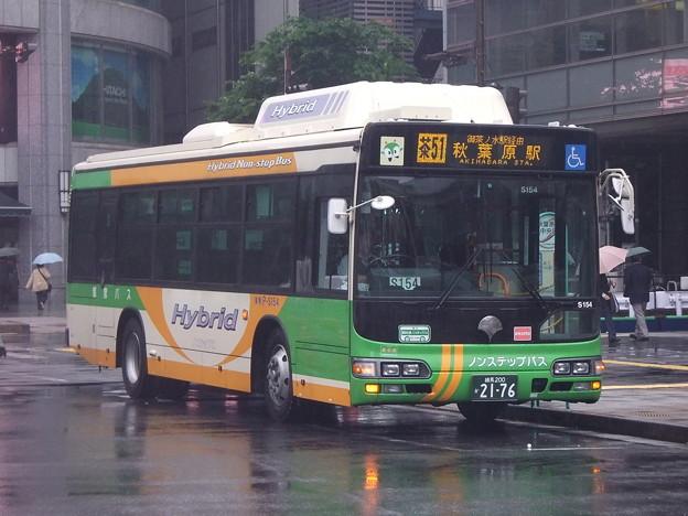 #2926 都営バスP-S154 2012-5-22