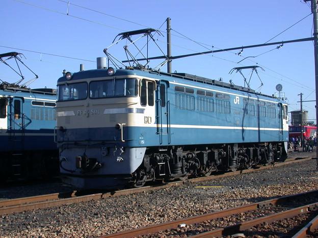 #2978 EF65 501 2002-12-14