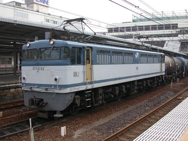 #2984 EF65 62+タキ 2002-12-15