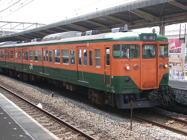 #2989 クハ111-232 2002-5-15