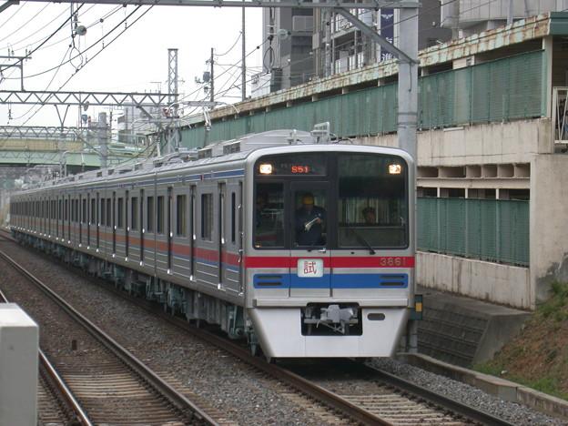 #2991 京成電鉄3861F 2002-3-21