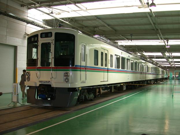 #2992 西武鉄道4017F 2002-6-2