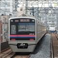 写真: #3012 京成電鉄3012F 2006-8-24