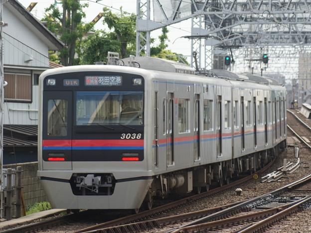 #3038 京成電鉄C#3038-1 2018-4-30