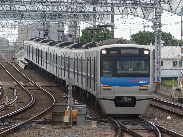 #3055 京成電鉄3055F 2018-4-30
