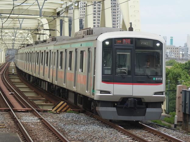 #3074 東京急行電鉄5115F 2018-5-13