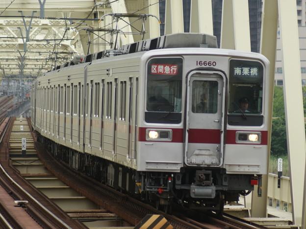 写真: #3075 東武鉄道11660F@クハ16660 2018-5-13